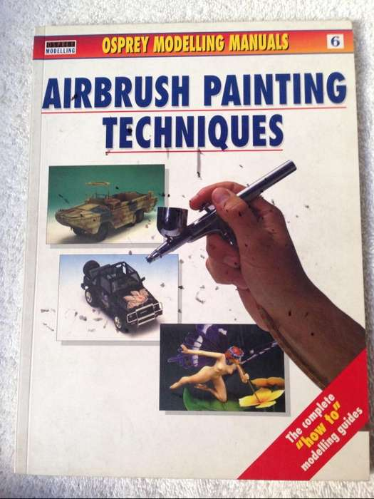 Manual sobre Aerografia Completo I Catal
