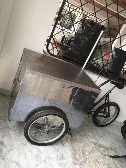 Triciclo con Cajon