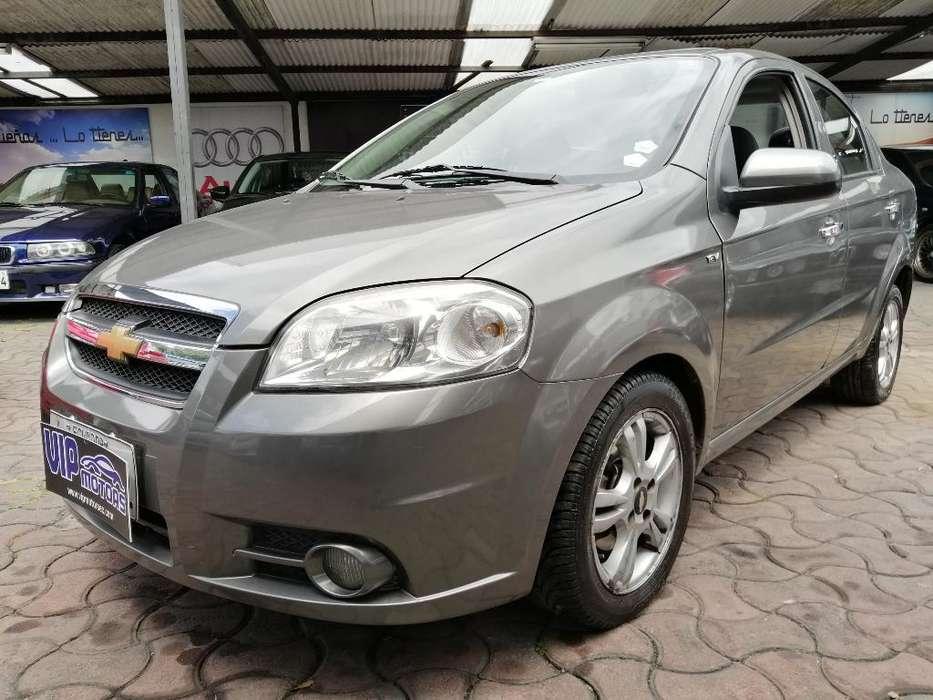Chevrolet Aveo 2014 - 121000 km