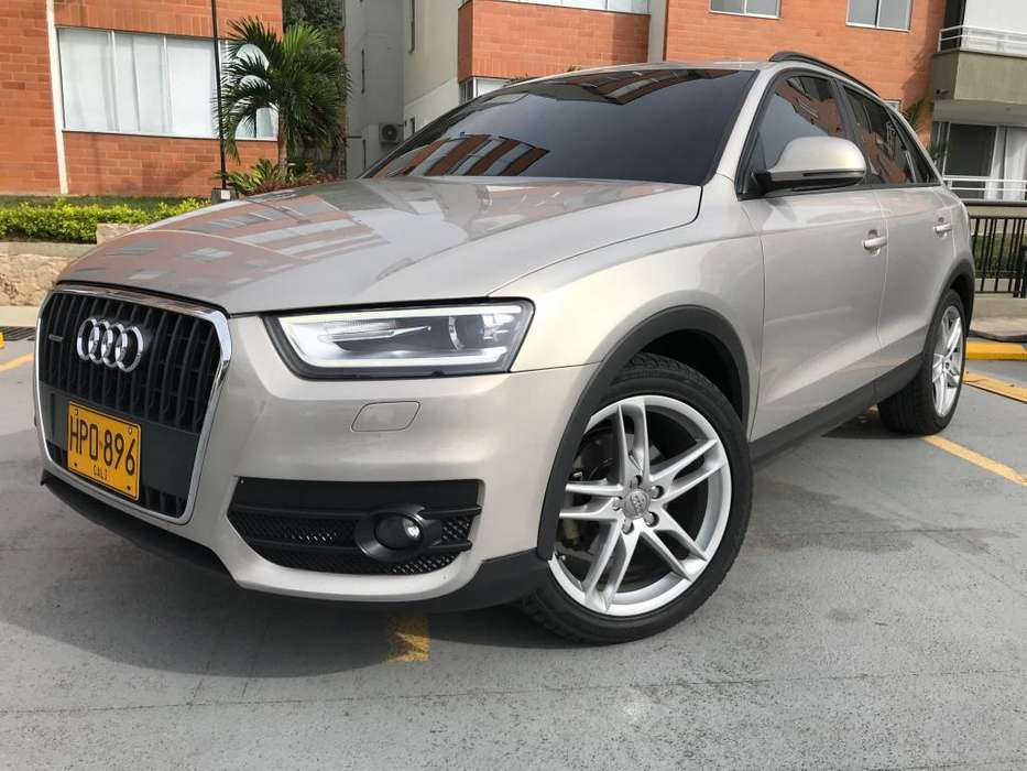 Audi Q3 2014 - 53000 km