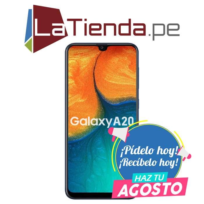 Samsung Galaxy A20 - Memoria RAM de 3 GB