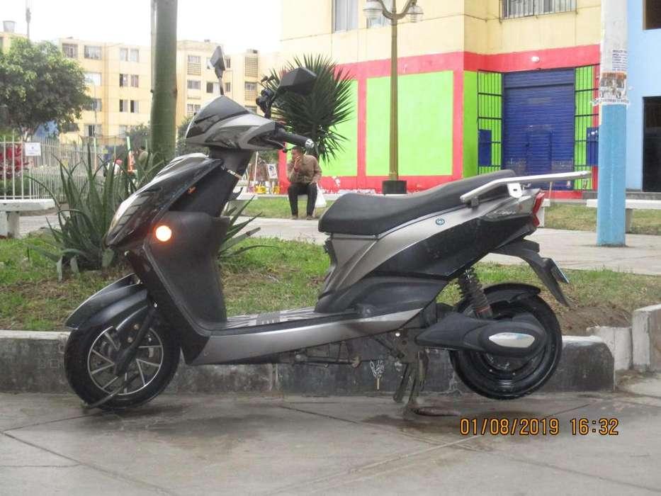 Moto Electrica Badallotti