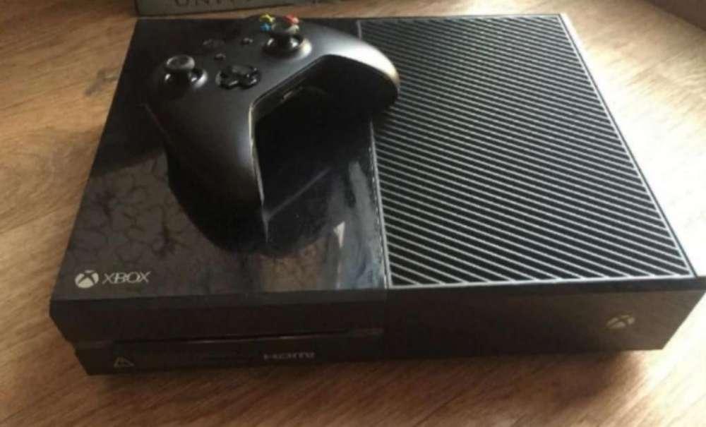Vendo Mi Xbox One Como Nuevo