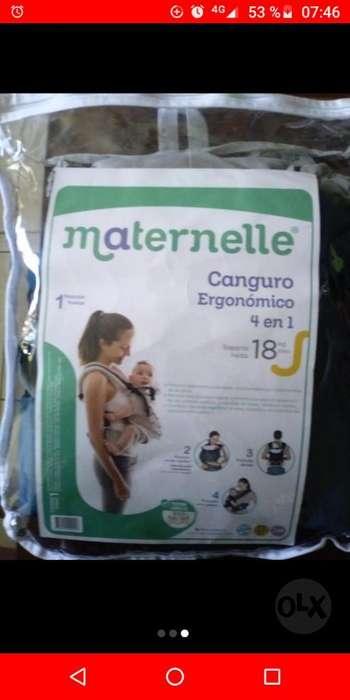 Canguro Ergonómico 4 en 1 Maternelle