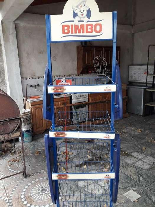 Estanteria Bimbo