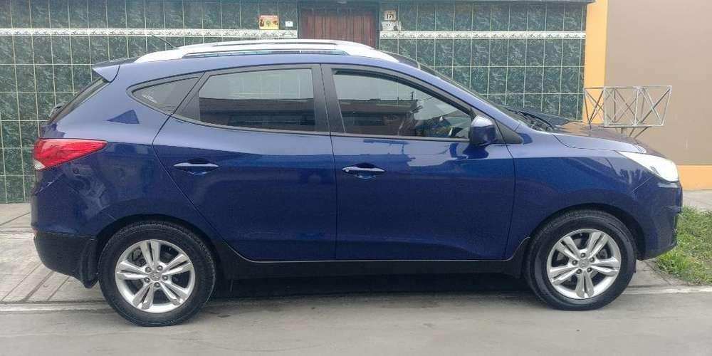 Hyundai Tucson 2012 - 62000 km