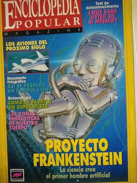 Enciclopedia Popular año 2 nro 13 oct 1992