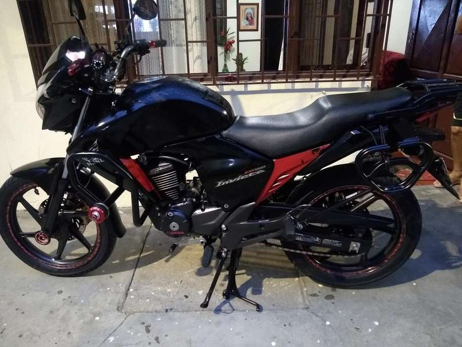 Se Vende Moto Invita 150 -2013