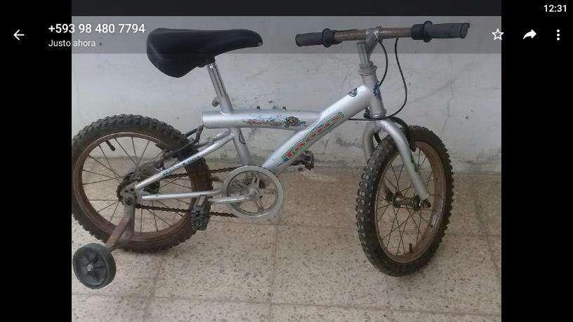 Bicicleta para Niño O Niña