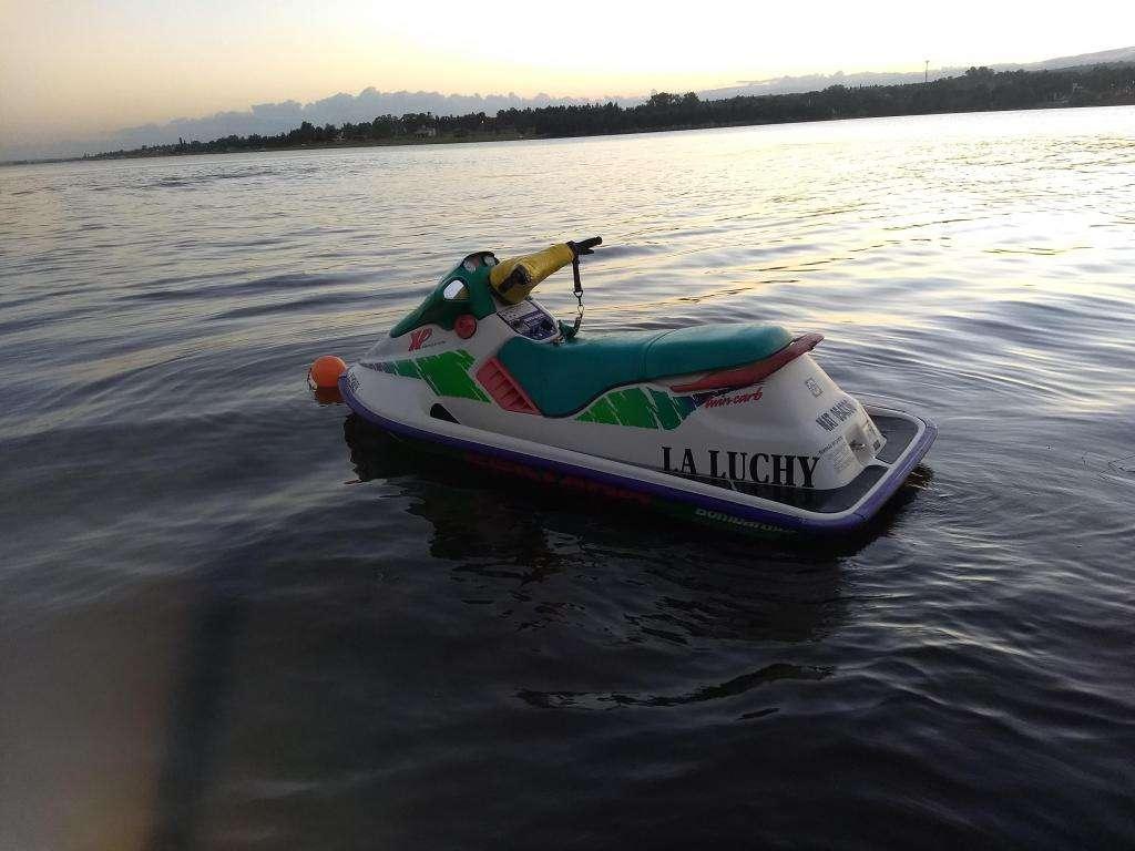 Moto de agua SEA DOO XP BOMBARDIER
