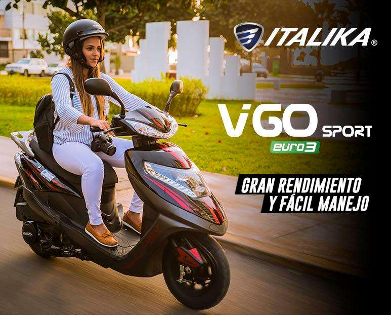 Moto Italika VGO Sport 125