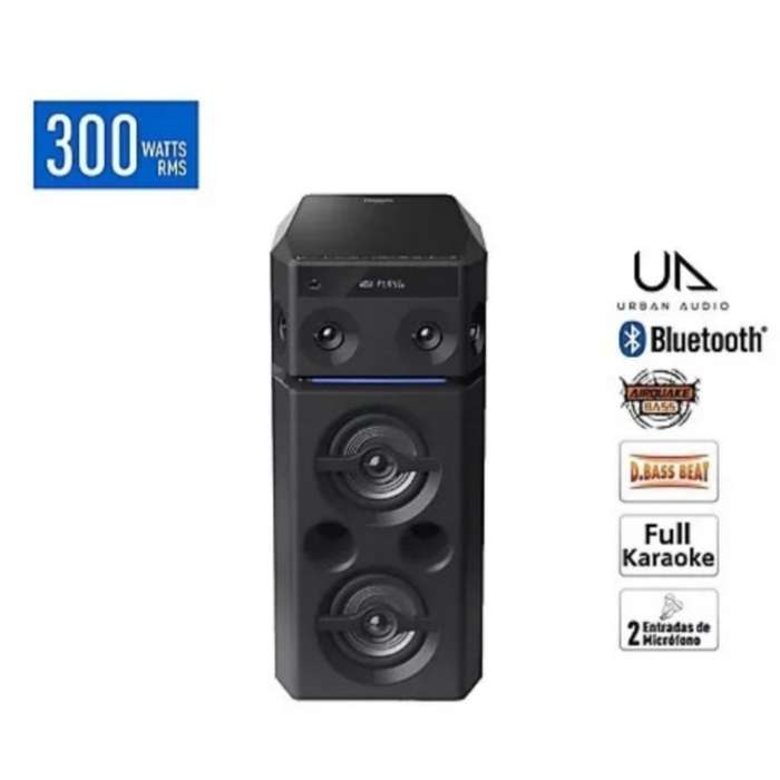 Parlante Bluetooth Panasonic Sc-ua30