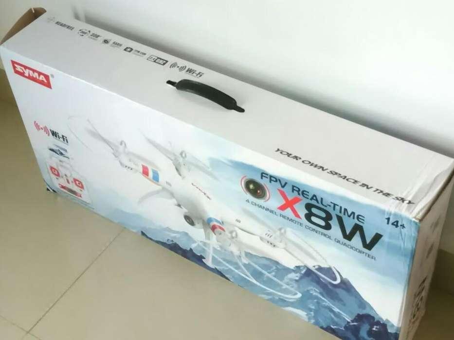 Dron Zima X8w