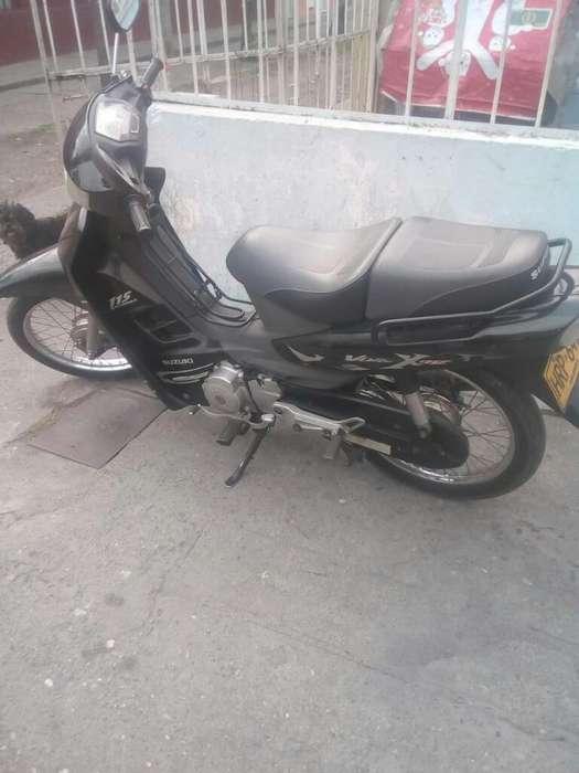 Moto Vivax 115 Suzuki