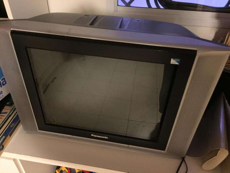 TV Panasonic 21 pulgadas pantalla plana