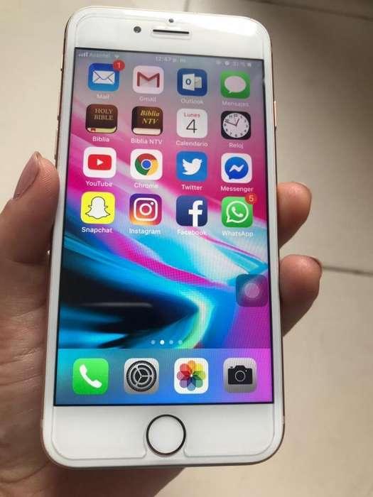 Iphone 8 de 64gb - Estado 10/10