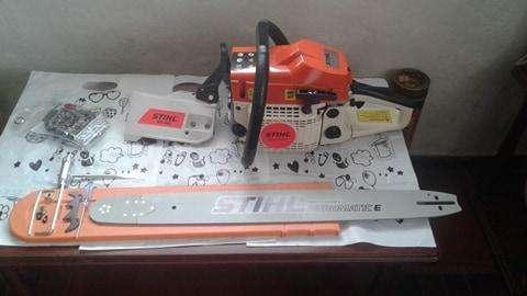 motosierra 381
