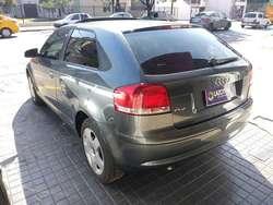 Audi A3 tdi retiralo con 123.900 mas cuotas fijas