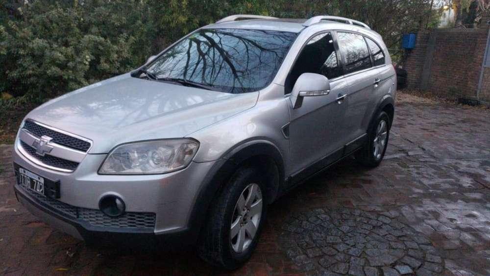 Chevrolet Captiva 2009 - 100 km