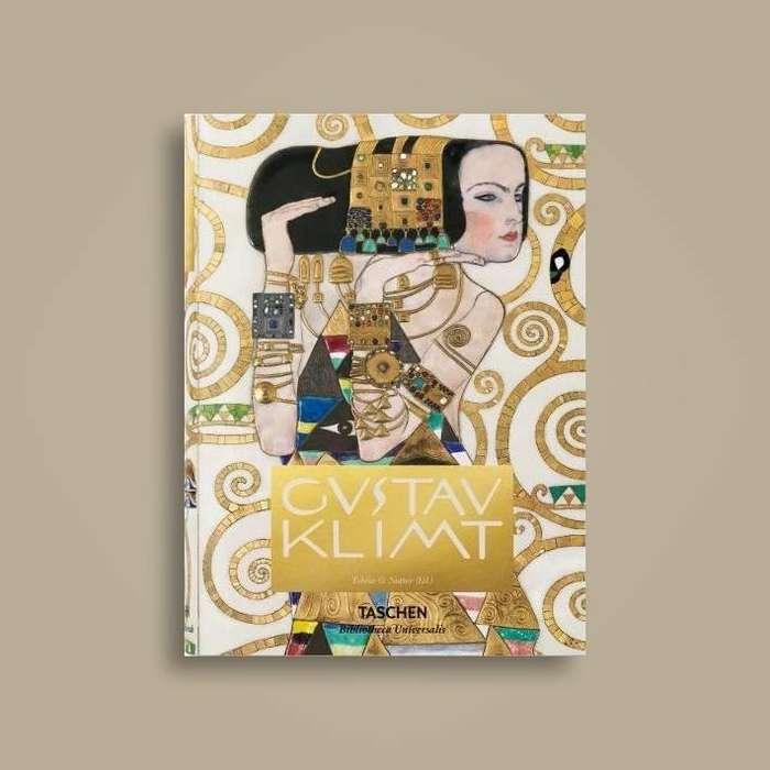 libro taschen Gustav Klimt