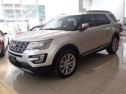 Ford Explorer 2016 - 35000 km