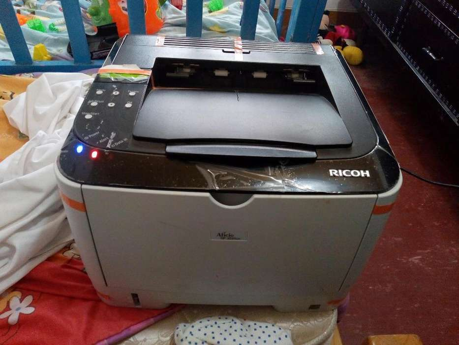 Impresora Ricoh Aficio Nueva