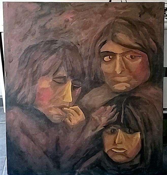 Familia aborigen