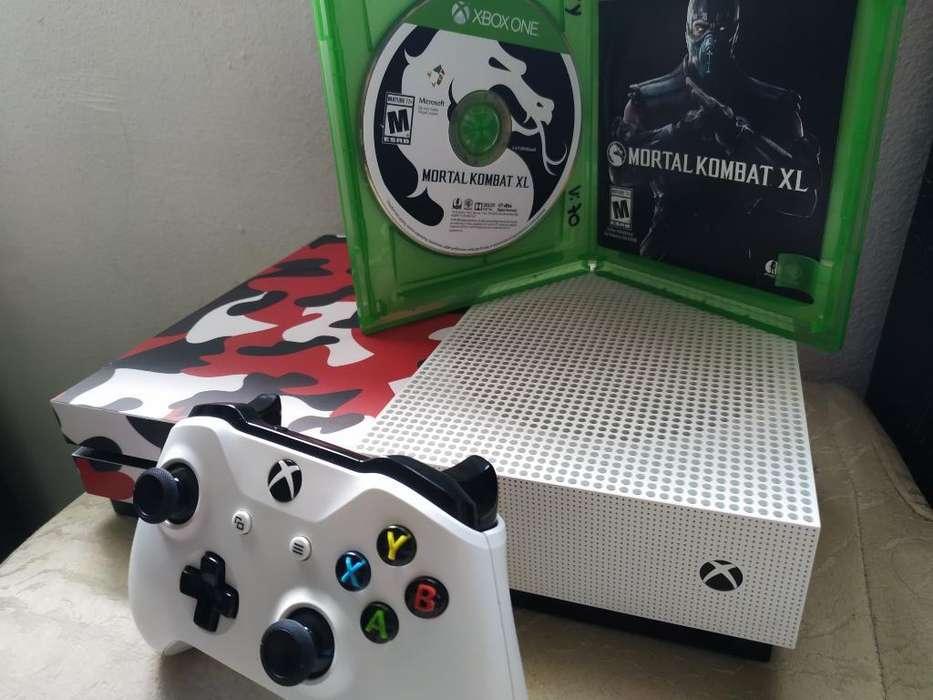 Xbox One S Excelente Se Recibe Consolas
