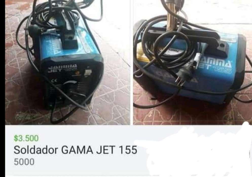 Soldadora Gamma Jet155