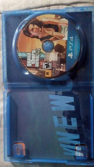 Grand Theft Auto V, para Play Station 4