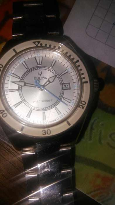 Reloj Bulova Presionist