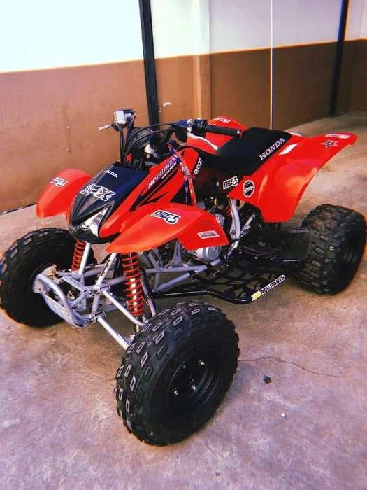 Cuatriciclo HONDA TRX 400 EX Sportrax año 2007 rodado en 2011