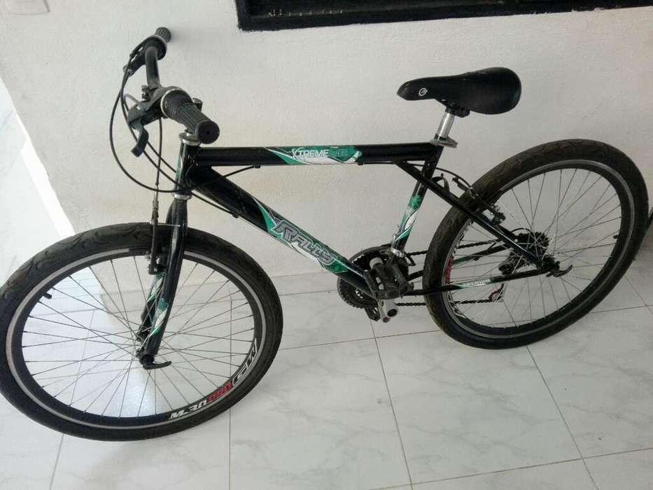 Bicicleta Gw Xtreme Bike