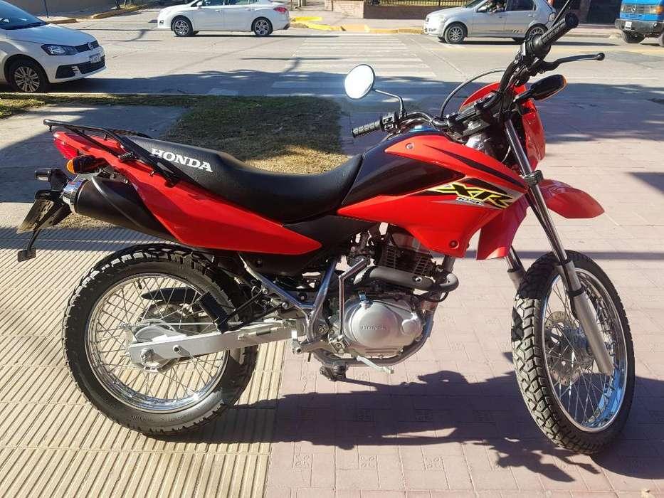 Honda XR 125 2013. 739km. NUEVA!!!!! PESOS 69.000 UNICA!!!!!!!