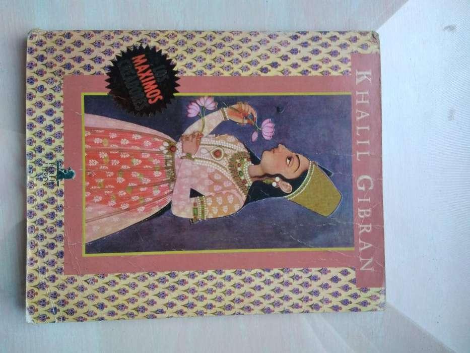 Poemas Khalil Gibran Perfil Libros