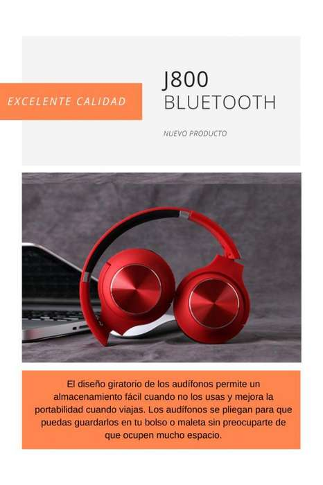 Audífonos <strong>bluetooth</strong> Inalámbricos