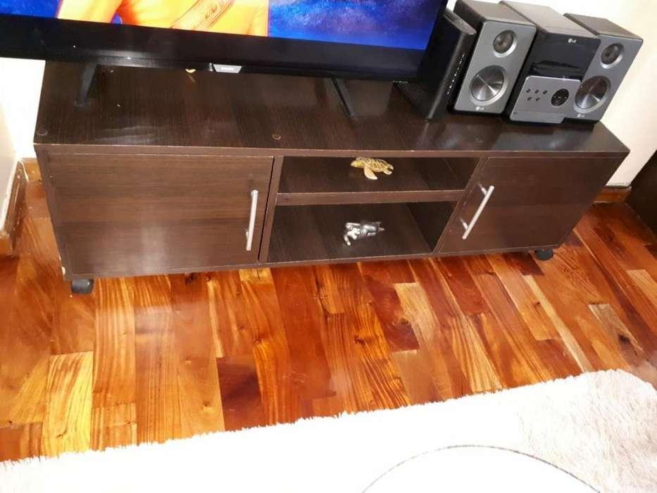 Mueble para Tv con Puertas
