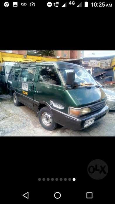 Kia Pregio 1995 12 Pasajeros Diesel