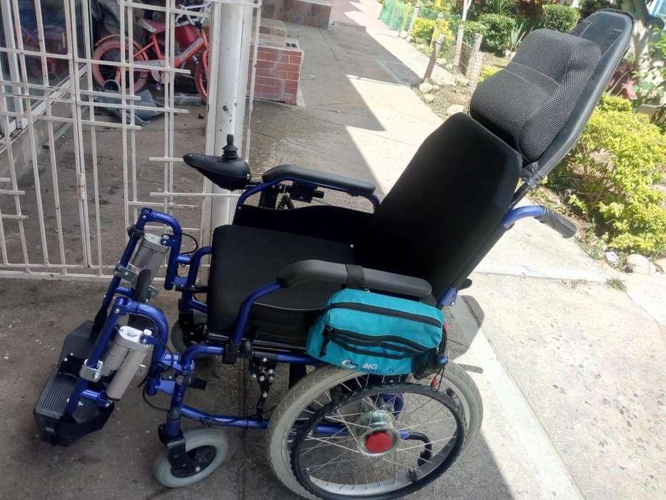 <strong>silla</strong> de rueda elctrica