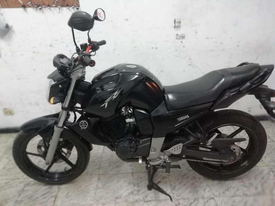 Yamaha Fz 2011 Al Día hasta Julio 2020
