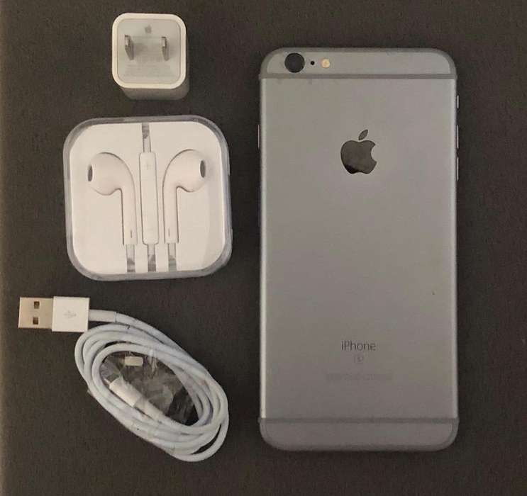 IPHONE 6S PLUS DE 64GB GANGA