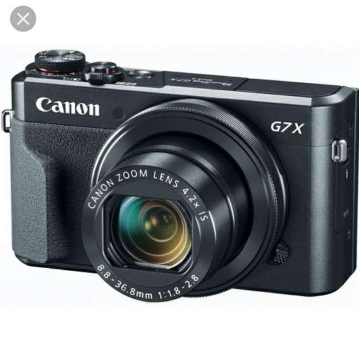 <strong>canon</strong> Powershot G7 X Mark Ii 20.1mp 4.2x