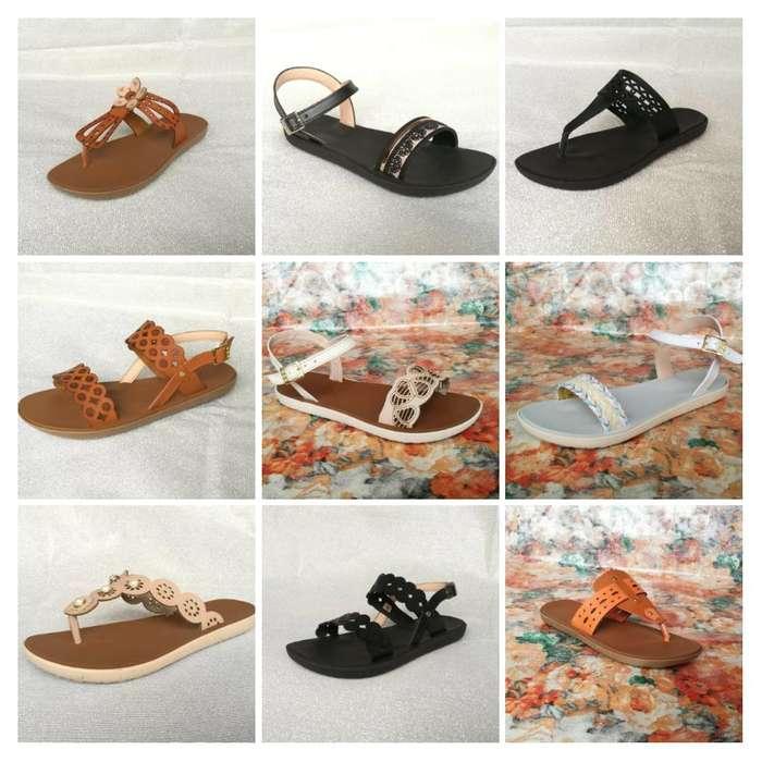 Venta de sandalias