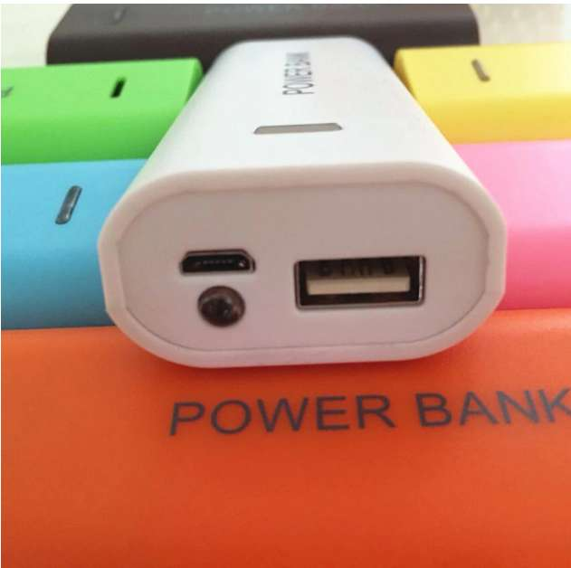 Power bank - bateria externa