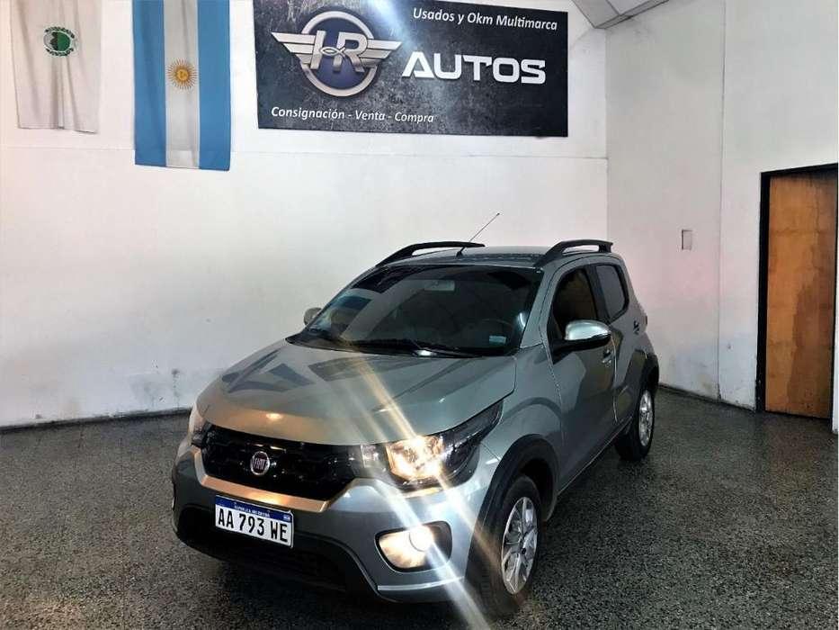 Fiat Mobi 2016 - 34000 km