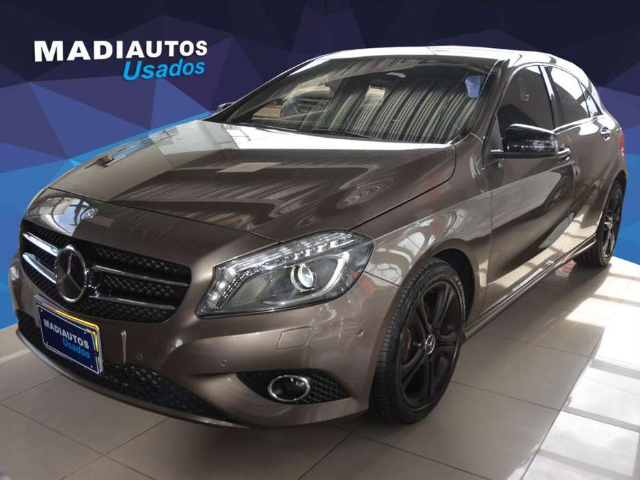 <strong>mercedes-benz</strong> Clase A 2014 - 50946 km