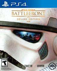 Cambio Battlefront Deluxe Edition Ps4