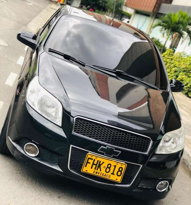 <strong>chevrolet</strong> Aveo Emotion 2011 - 125000 km