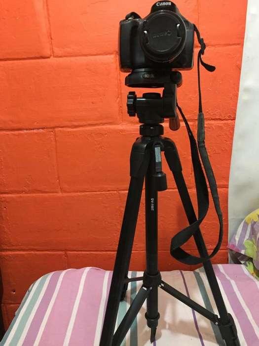 Camara Canon Original Semiprofesional