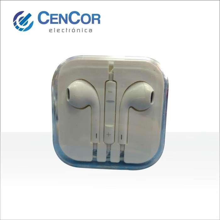 Auricular tipo Iphone! CenCor Electrónica